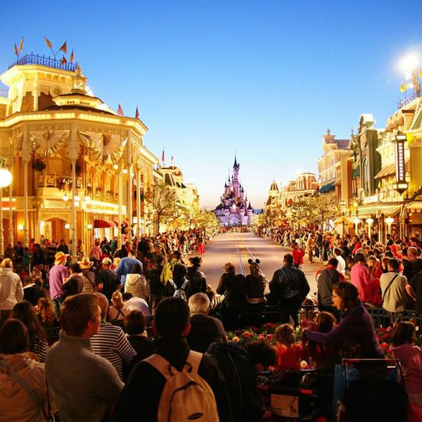 Disneyland Tours