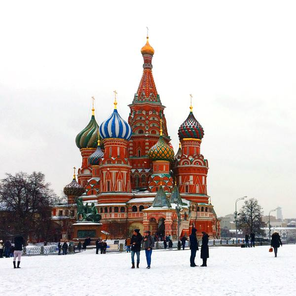 Russia Travel Packages