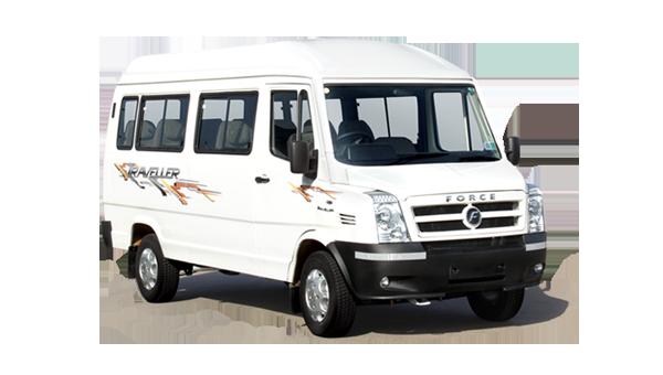 Tempo Traveller Service