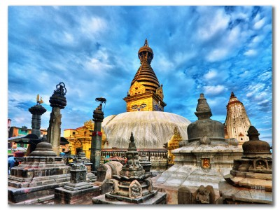 "Kathmandu Tour Package from ""Zenith Holidays"""