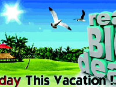Arzoo Holidays Real Big Travel Deals for 2012 Holidays