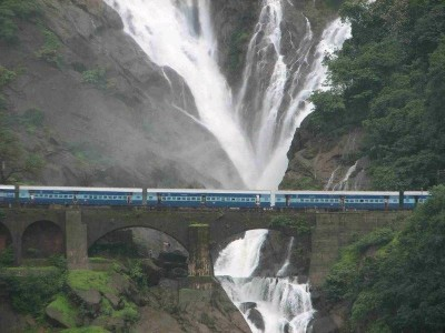 Goa Dudhsagar Special Package from GTDC Goa Tourism