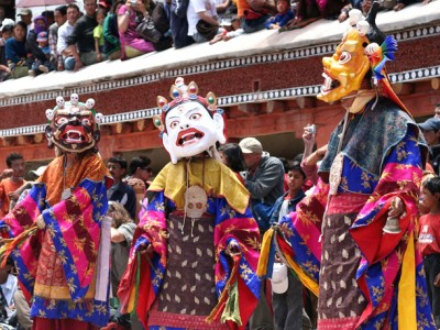 Ladakh & Hemis Festival Tour Package from TSI Holidays