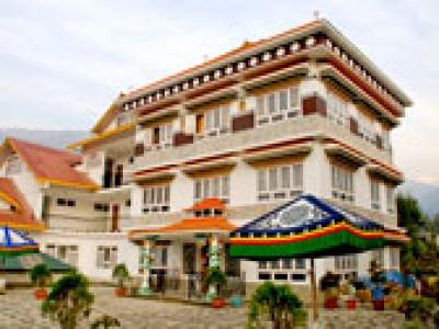 Yuksum Residency, Gyalzhing