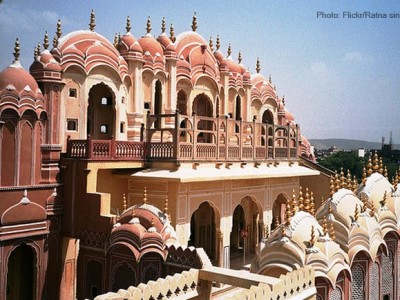 Golden Triangle With Rajasthan Tour Package From Idiscoverindia