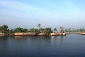 Backwaters of Kerala from arzoo