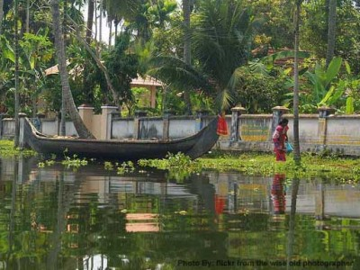 Hills And Lagoons Of Kerala for 5 Nights / 6 Days Rs. 35982 from goibibo