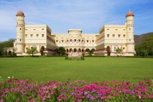 Sariska Palace New Year Package from Ashex Tourism