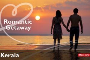 Kerala Special – Romantic Honeymoon Packages
