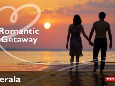 Kerala Special – Romantic Honeymoon Packages