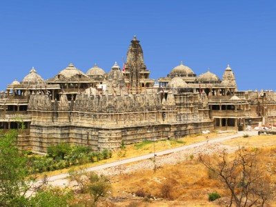 Rajasthan with Beach Tour from idiscoverindia
