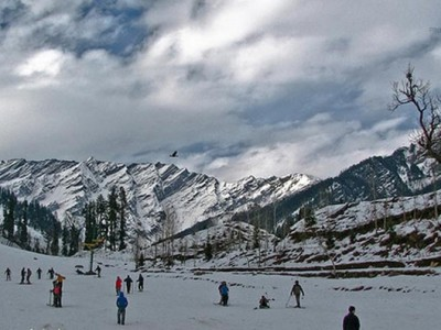 Shimla, Manali with Chandigarh Tour Package