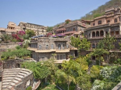 Neemrana Fort Palace Jaipur Package from groupon