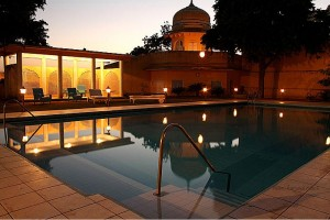 Experience the Sheer Opulence of a Heritage Property in Jaipur from Groupon