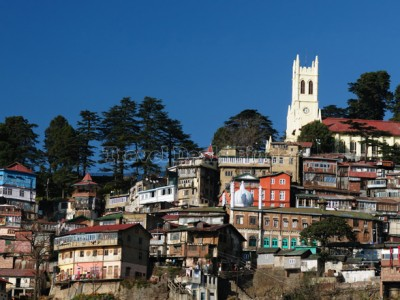 Shimla Holidays Package from India Fly