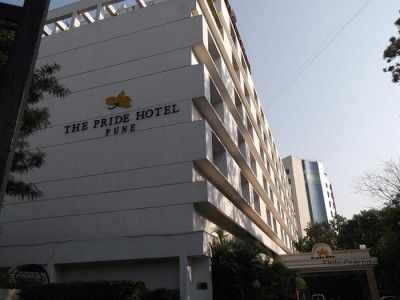 The Pride Hotel Pune New Year Package from Groupon