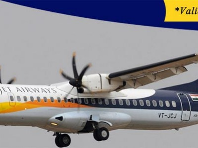 Jet Airways Best Deals from Spring Travels