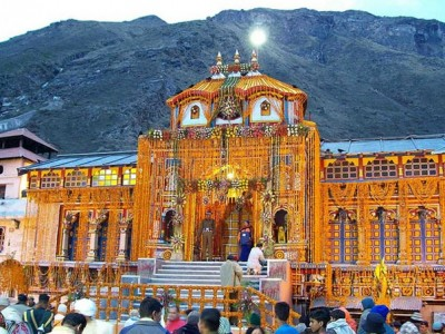 Char Dham only at INR 28,901 per person (min 02 person)