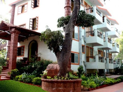 Krish Holiday Inn Goa Package from via.com