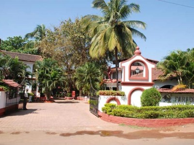 Paradise Village Beach Resort Goa Package from goibibo