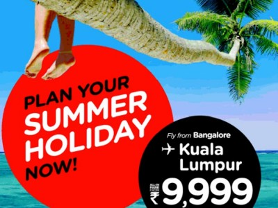 Kuala Lumpur Air Package from Air Asia