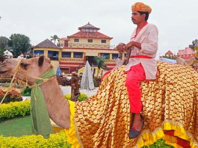 Dhola-ri-Dhani Resort Hyderabad Holiday Package
