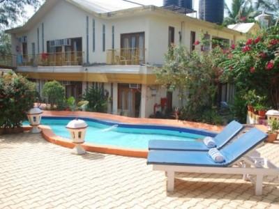 Estrela Do Mar Beach Resort Calangute Goa Holiday Package
