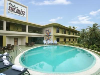 The Glitz Calangute Goa Tour Package