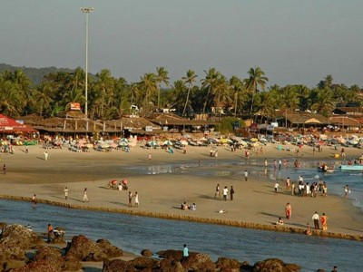 Fun on the Exotic Baga Beach package from must see india