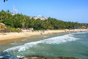 Kovalam and Varkala Honeymoon Tour Package