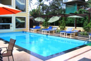 Goa Resort De Coracao Package