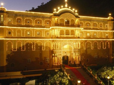Memorable visual experience of Rajasthan