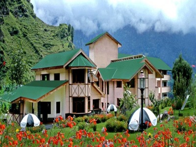Explore the Wild Beauty of Solang Valley