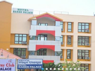 Hotel Naren Palace – Puri