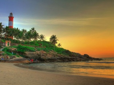 Weekend In Kovalam Tour Package By Via