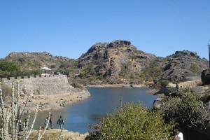 Enchating Rajasthan hill Mount Abu