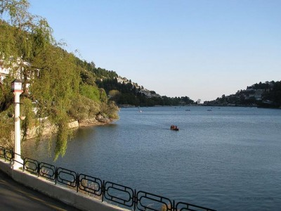 Experience lake city Nainital Honeymoon