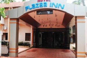 Goa Air Hotel- Plazaa Inn Package