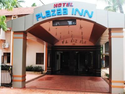 Goa Air Hotel- Plazaa Inn Package