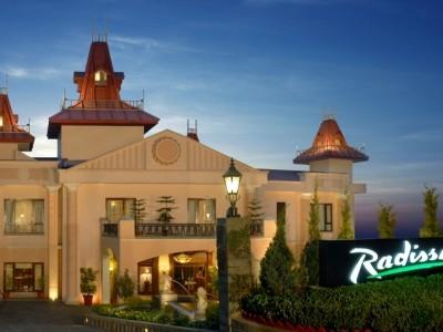 RADISSON JASS HOTEL SHIMLA PACAKGE