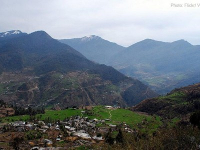 Hills and Safari of Uttarakhand