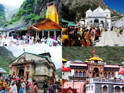 Chardham Yatra Package from templeyatri