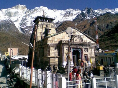 Gangotri-Badri-Kedar Yatra Package from templeyatri