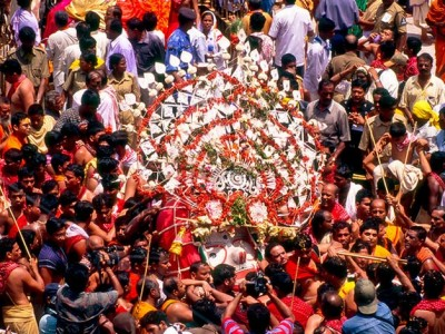 Celebrate Rath Yatra – The Festival of Chariots at Puri