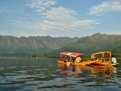 Kashish e Kashmir Package from Pleasure holidays