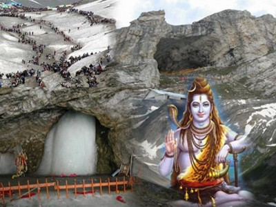 Amarnath Yatra by Helicopter  Ex Srinagar from cox and kings