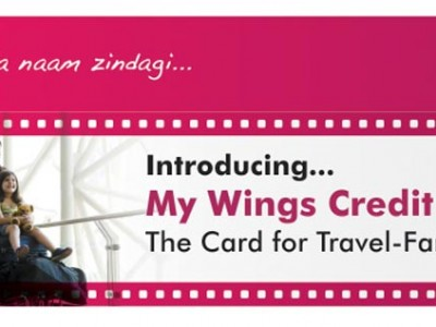Axis Bank My wings Offer from ezeego1