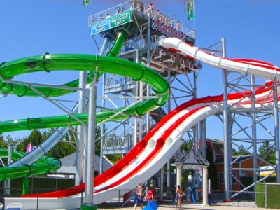 Fun Town Amusement & Water Park Package for Colleges in Bahadurgarh
