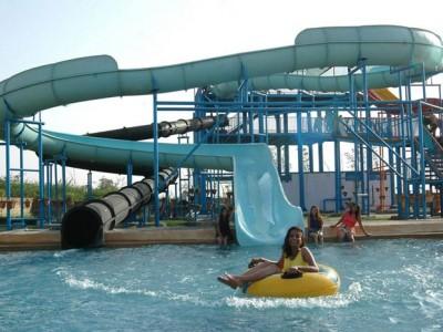Fun Town Amusement & Water Park Package for Schools in Bahadurgarh