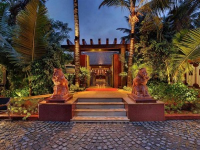 Mayfair Hideaway Spa Resort Goa Package By Goibibo